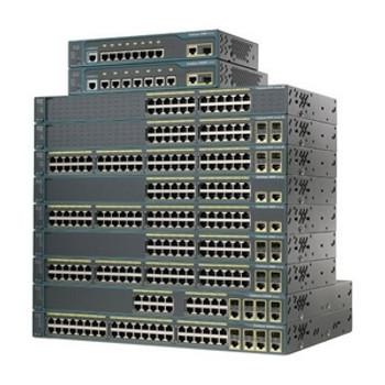 Cisco Catalyst 2960-48TC Managed Ethernet Switch
