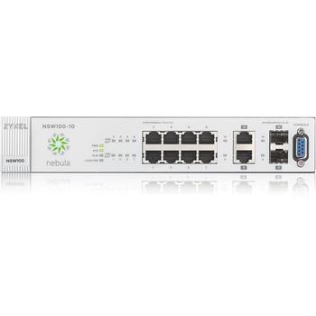 ZYXEL 8-port GbE Nebula Cloud Managed Switch
