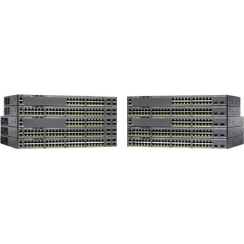 Cisco Catalyst 2960X-48LPD-L Ethernet Switch - WSC2960X48LPDLR