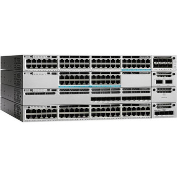 Cisco Catalyst WS-C3850-12XS Ethernet Switch