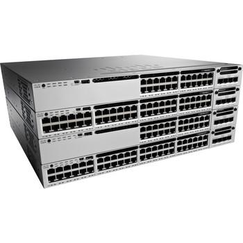 Cisco Catalyst WS-C3850-12XS Layer 3 Switch