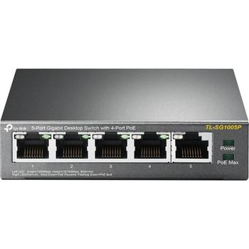 TP-Link 5-Port Gigabit Desktop Switch with 4-Port PoE