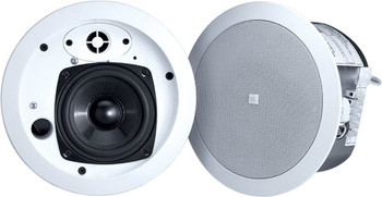 "JBL Professional Control 24CT Micro 4"" 2-Way Ceiling Speaker Pair"