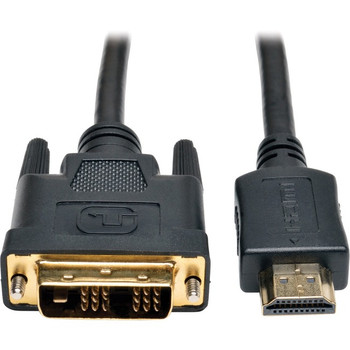 Tripp Lite 12ft HDMI to DVI-D Digital Monitor Adapter Video Converter Cable M/M 12'