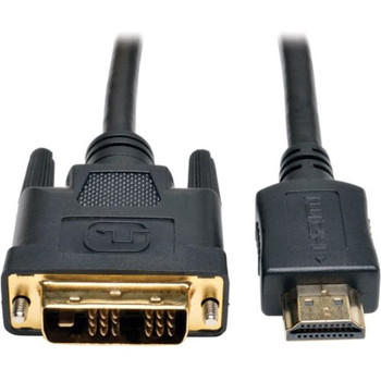 Tripp Lite 30ft HDMI to DVI-D Digital Monitor Adapter Video Converter Cable M/M 30'
