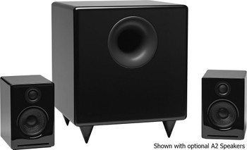 Audioengine S8 Premium Powered Subwoofer - Black