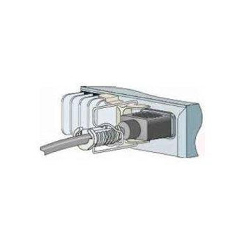 Power Retainer Clip For Cisco3560-C and