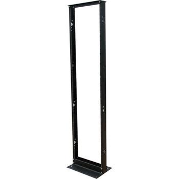 Tripp Lite 45U 2-Post Open Frame Rack Threaded Holes 800lb Capacity - SR2POST