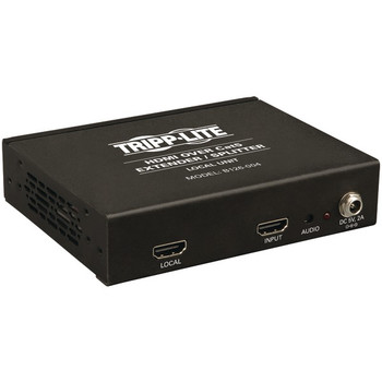 Tripp Lite 4-Port HDMI Over Cat5/Cat6 Video Extender / Splitter TAA / GSA - TRPB126004