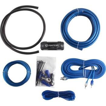 Raptor Bulk Series - R2 4 Gauge Amp Kit