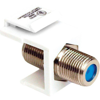 DataComm 2.4 GHz F-Connector, White
