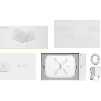 ZYXEL Multy X Wi-Fi 5 IEEE 802.11ac Ethernet Wireless Router