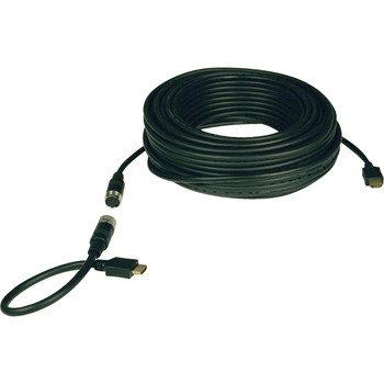 Tripp Lite Standard Speed HDMI Easy Pull Cable Digital Video with Audio (M/M) 50ft