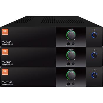 JBL Commercial CSA 180Z Amplifier - 80 W RMS - 1 Channel