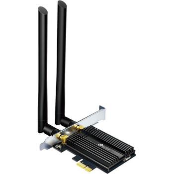 TP-Link Archer TX50E IEEE 802.11ax Bluetooth 5.0 Wi-Fi/Bluetooth Combo Adapter for Desktop Computer
