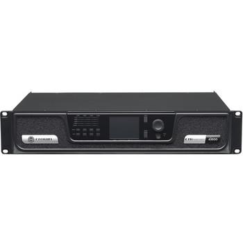 Crown CDi DriveCore 4|600 Amplifier - 2400 W RMS - 4 Channel