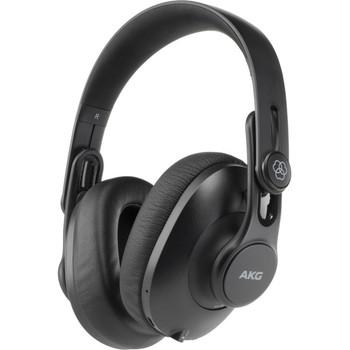 AKG K361-BT Over-Ear, Closed-Back, Foldable Studio Headphones with Bluetooth