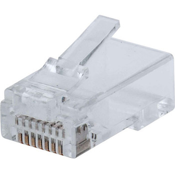 Intellinet 100-Pack FastCrimp Cat.5e RJ45 Modular Plugs