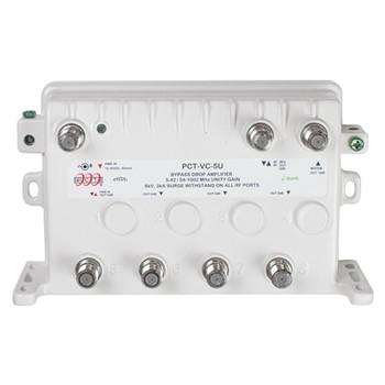 PCT Bypass RF Drop Amplifier with Unity Gain (PCT-VC-5UN)