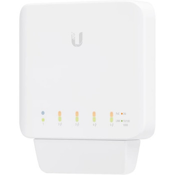 Ubiquiti 5-Port Layer 2 Gigabit Switch With PoE Support