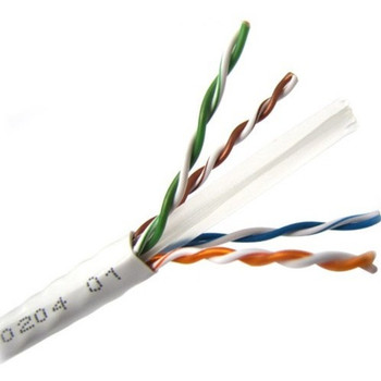 Weltron CAT6 Stranded (CMR) Network Cable