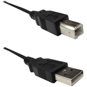 Weltron USB 2.0 Cable A Male to B Male
