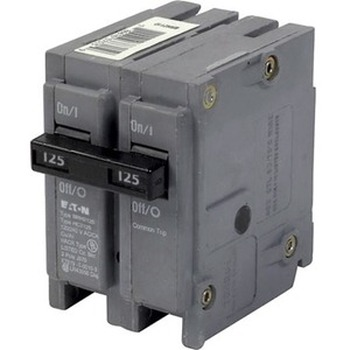 Eaton Type BR Style 1-inch Plug-On Circuit Breaker