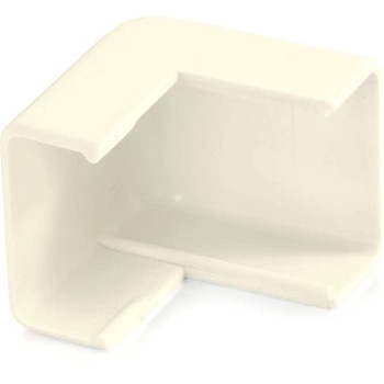 C2G Wiremold Uniduct 2700 External Elbow - Ivory