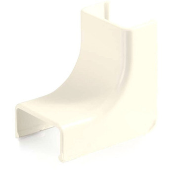 C2G Wiremold Uniduct 2700 Internal Elbow - Ivory