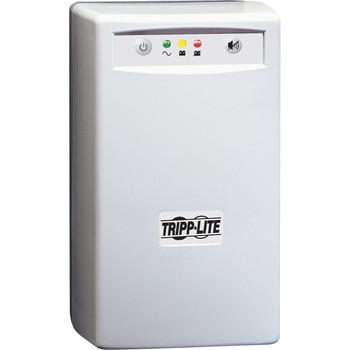 Tripp Lite UPS 500VA 280W Desktop Battery Back Up Tower 120V USB RJ45 PC