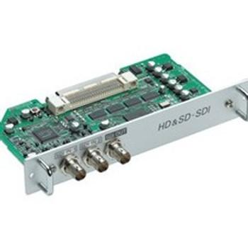 Christie Digital Dual SDI/HD-SDI Interface Module