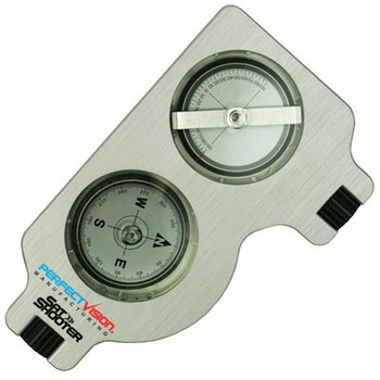 Perfect Vision SatShooter Compass & Angle Finder Combo
