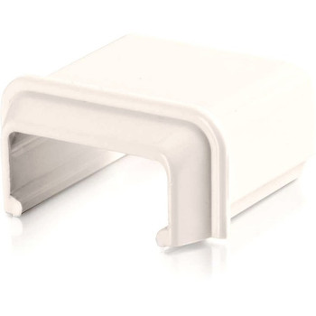 C2G Wiremold Uniduct 2800 to 2700 Reducing Connector - Fog White