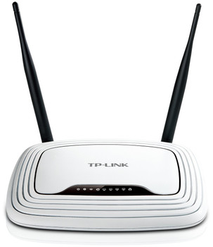 TP-LINK TL-WR841N Wireless N300 Home Router with IP QoS