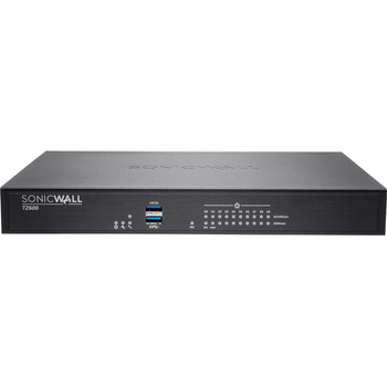 SonicWall TZ600 High Availability Network Security/Firewall Appliance
