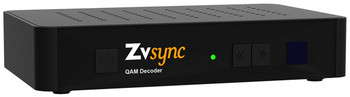 ZeeVee ZvSync HD Digital Video RF Tuner and QAM Decoder