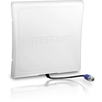 TRENDnet 14dBi Outdoor High Gain Directional Antenna; Compatible with 2.4GHz 802.11b/g Wireless Devices; TEW-AO14D