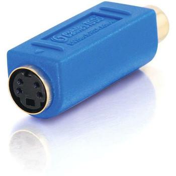 C2G Bi-Directional S-Video Female to RCA Female Video Adapter