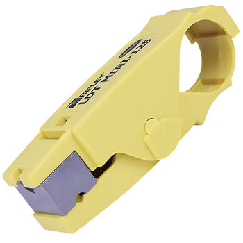 Ripley Cablematic LDT-MINI-125 Lightweight Drop Trimmer Cable Stripper for Mini Coax Cable (22-24 AWG)