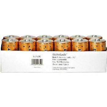 NABC UltraLast UL12DB Size D General Purpose Battery