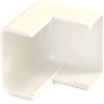 C2G Wiremold Uniduct 2800 External Elbow - Ivory