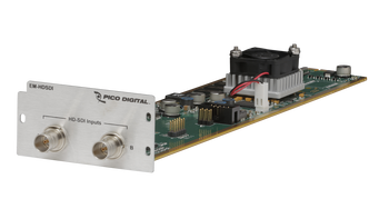 EM-HDSDI Pico Digital MPEG2 or H.264 Dual HD SDI Encoder Module For PD1000