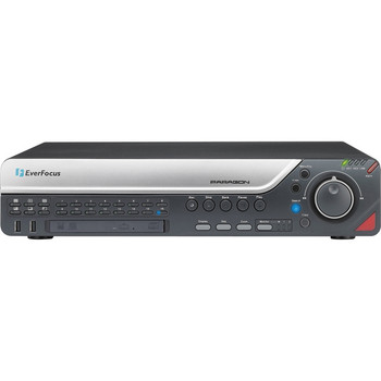 EverFocus Paragon EPHD08/8 1 Disc(s) 8 Channel Professional Video Recorder - 1080p - 8 TB HDD