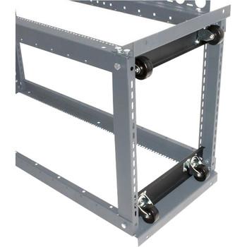 Rack Solutions Caster Kit for Open Frame RACK-111