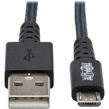 Tripp Lite Heavy Duty USB-A to USB Micro-B Charging Sync Cable Androids 6ft