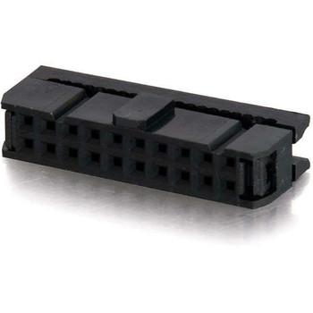 C2G 20-pin Female IDC Flat Ribbon Connector
