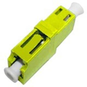 AddOn LC Female to LC Female SMF Simplex Fiber Optic Adapter