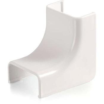 C2G Wiremold Uniduct 2800 Internal Elbow - White