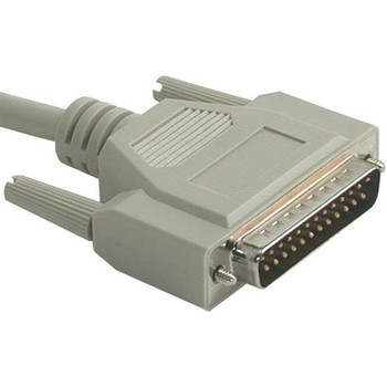 C2G 10ft DB25 Male to Centronics 36 Male Parallel Printer Cable