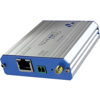 Veracity TIMENET Pro GPS Master NTP Time Server inc. Antenna